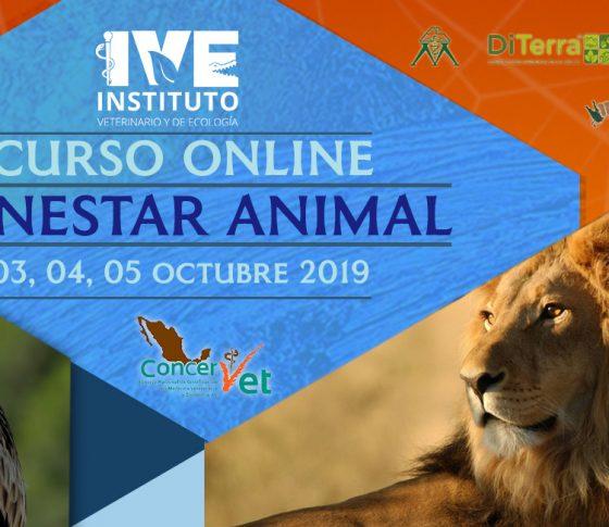 CURSO ONLINE: BIENESTAR ANIMAL